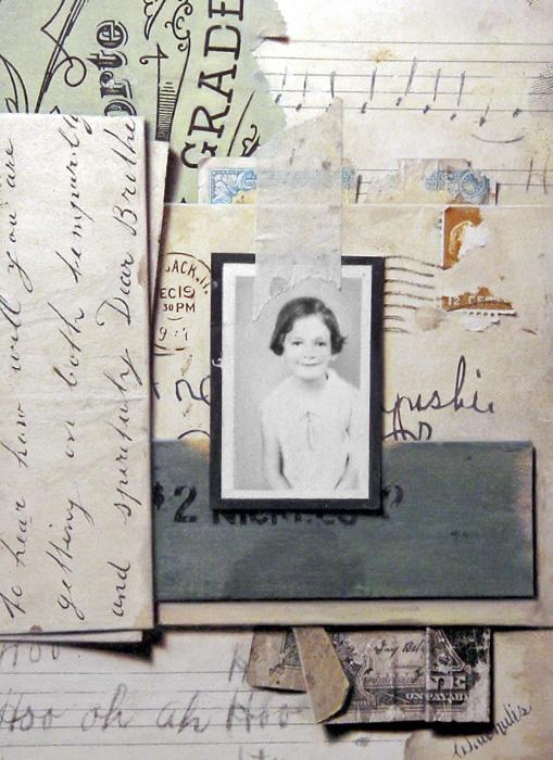 """""""Memento"""", 7×5″, Oil"""