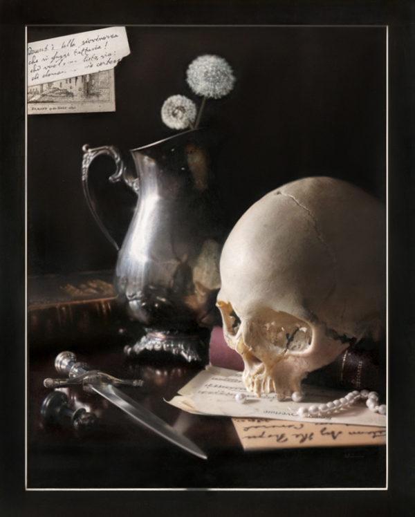 Lamoraal Vanitas, 14×11″, Oil